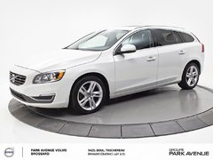 Volvo V60 T5 Premier Plus | CUIR, KEYLESS, CAMERA 2015