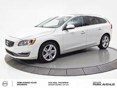 2015 Volvo V60 T5 Premier Plus | CUIR, KEYLESS, CAMERA