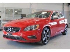 Volvo V60 R Desing T6 R-Design TAUX A PARTIR DE 0.9% 2015