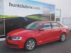 2015 Volkswagen Jetta Trendline plus 2.0 5sp #N2184A