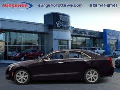 2015 Cadillac ATS Sedan Sedan AWD 2.0L Turbo - Luxury  - $150.57 B/W