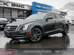 Cadillac ATS Sedan 2.0 Turbo  - Certified - $217.31 B/W 2018