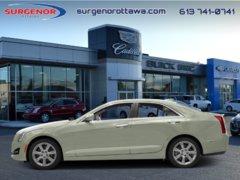 2015 Cadillac ATS Sedan Sedan AWD 3.6L Premium  - $171.20 B/W