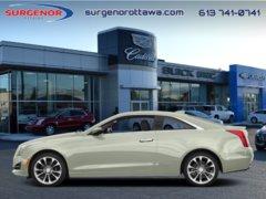 2015 Cadillac ATS Coupe Coupe AWD 2.0L Turbo  - $164.32 B/W