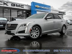 Cadillac CTS Sedan AWD 2.0L Turbo - Luxury  - $192.53 B/W 2015