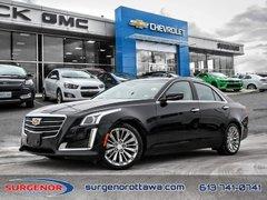 2016 Cadillac CTS Luxury  - $195.17 B/W - Low Mileage
