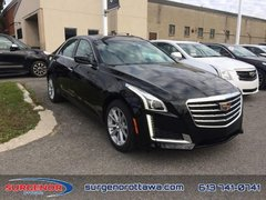 2018 Cadillac CTS Base  - Seating Package - $365.10 B/W