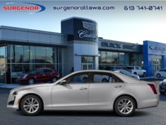 2018 Cadillac CTS Luxury Collection  - Leather Seats - $288.32 B/W