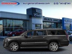 2017 Cadillac Escalade ESV Luxury  - Certified - $467.48 B/W