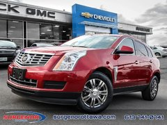2016 Cadillac SRX Luxury  - Sunroof -  Leather Seats - $174.30 B/W