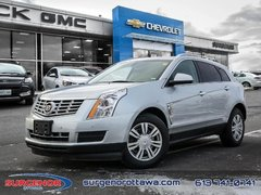 2016 Cadillac SRX Luxury  - Sunroof -  Leather Seats - $201.23 B/W