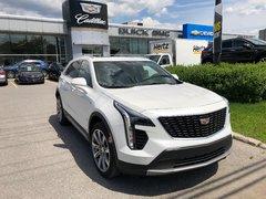 Cadillac XT4 Premium Luxury  - Sunroof - $364 B/W 2019