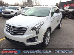 2018 Cadillac XT5 Luxury AWD  - Navigation - Leather Seats - $427.65 B/W