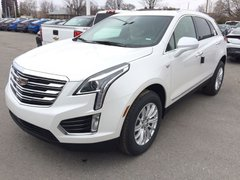 2018 Cadillac XT5 Base  - Leather Seats - $332.29 B/W