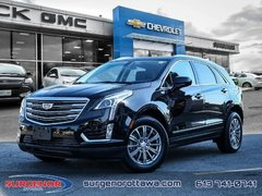 2018 Cadillac XT5 Luxury AWD  - Certified - Leather Seats
