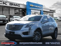 2018 Cadillac XT5 Luxury AWD  - Leather Seats - $290.22 B/W
