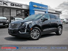 2019 Cadillac XT5 Luxury AWD  - Leather Seats - $285 B/W