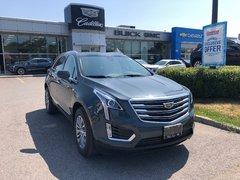 2019 Cadillac XT5 Luxury AWD  - Navigation - $392 B/W