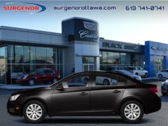 2013 Chevrolet Cruze LT Turbo  - OnStar -  SiriusXM - $68.71 B/W