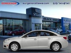 2014 Chevrolet Cruze 1LT  - Bluetooth -  OnStar - $68.71 B/W