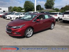 2018 Chevrolet Cruze Premier  - Leather Seats
