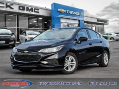 2018 Chevrolet Cruze LT  - Bluetooth -  Heated Seats - $124.26 B/W