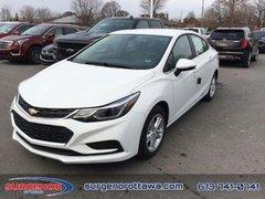 2018 Chevrolet Cruze LT  - $145.27 B/W