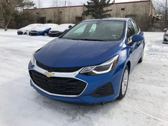 2019 Chevrolet Cruze LT  - $162.34 B/W