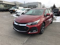 2019 Chevrolet Cruze LT  - $165.51 B/W