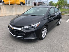 2019 Chevrolet Cruze LT  - $151.52 B/W