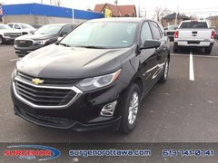 Chevrolet Equinox LT  - Bluetooth -  Heated Seats 2018