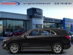Chevrolet Equinox LT 2LT  - Bluetooth -  Heated Seats - $214.31 B/W 2019