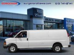 2018 Chevrolet Express Cargo Van WT