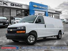 2018 Chevrolet Express Cargo Van WT  -  Power Windows - $198.58 B/W