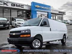 2018 Chevrolet Express Cargo Van WT  -  Power Windows - $191.15 B/W