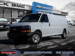 2018 Chevrolet Express Cargo Van 3500 155WB  - $204.60 B/W