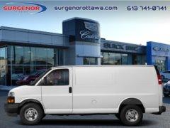 2019 Chevrolet Express Cargo Van RWD 2500 155  - $211.29 B/W