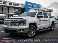 Chevrolet Silverado 1500 Crew 4x4 LT / Short Box  - $205.03 B/W 2015