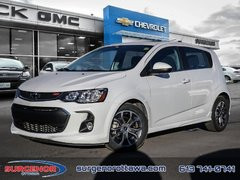 2018 Chevrolet Sonic LT Hatch  - Certified - Bluetooth - $120.32 B/W