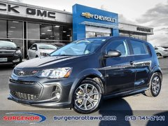 2018 Chevrolet Sonic LT  - Bluetooth - $119.65 B/W