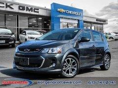 2018 Chevrolet Sonic LT Hatch  - Bluetooth - $117.65 B/W