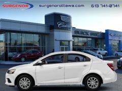 2018 Chevrolet Sonic LT  - Bluetooth - $99.59 B/W