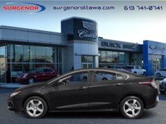 2017 Chevrolet Volt Premier  - Certified - Leather Seats - $171.16 B/W