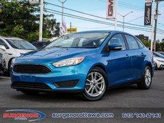 2015 Ford Focus Sedan SE  - $99.09 B/W - Low Mileage