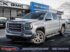 GMC Sierra 1500 SLT  - Certified - Leather Seats - $276.16 B/W 2016