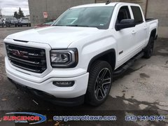 2018 GMC Sierra 1500 SLT  - Leather Seats - Sunroof