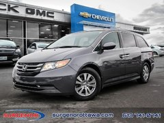 2015 Honda Odyssey EX-L Res  - Sunroof -  Leather Seats - $195.89 B/W