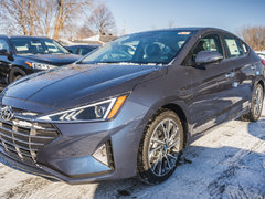 Hyundai Elantra Luxury 2019