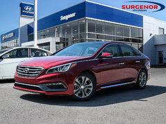 2016 Hyundai Sonata Sport Tech