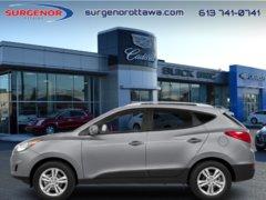 2013 Hyundai Tucson GLS AWD at  - $104.14 B/W